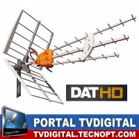 Antena TDT Televes DAT HD BOSS