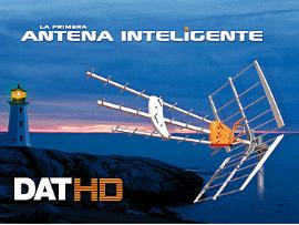 televes dat boss hd Tipos de antenas TDT