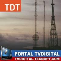 Emissores TDT em Portugal