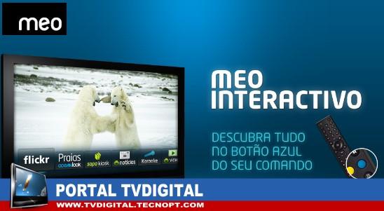 meo interactivo Canal MEO interactivo TVI Secret Story Casa Dos Segredos