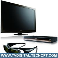 Plasma Panasonic Full HD 3D