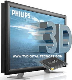 Televisao 3D Philips