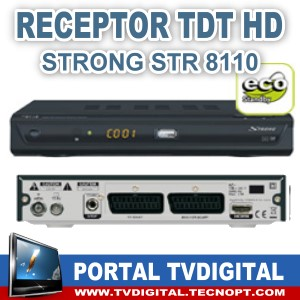 Receptor TDT HD Strong 8110