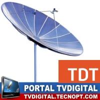 TDT por Satelite em Portugal