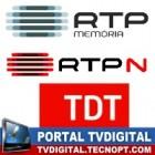 RTP N e RTP Memoria na TDT