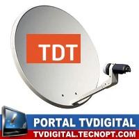Televisao Digital Terestre TDT por Satelite